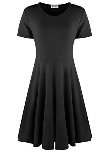 Gigileer 1950's Rockabilly Damen Kleider Swingkleid ...